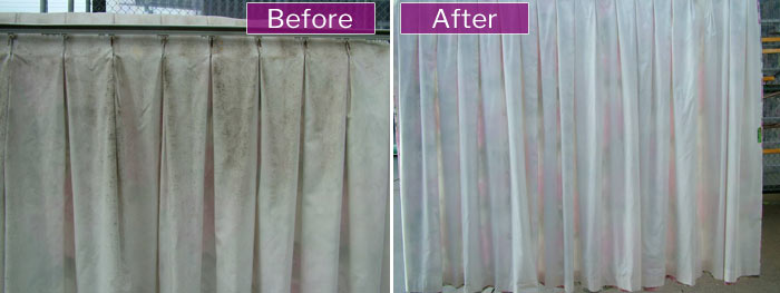 Curtain Cleaning Isaacs
