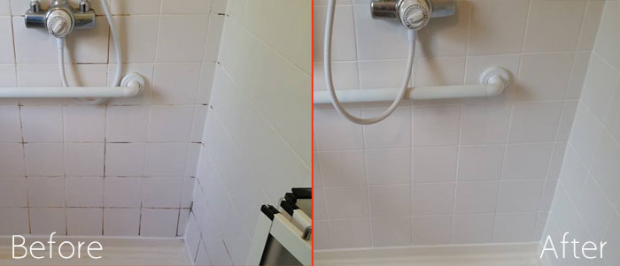 Tile Grout Cleaning Collector