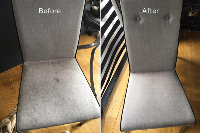 Upholstery Cleaning Burra