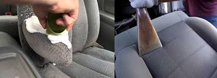 Car Cushions Cleaning Services